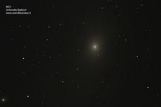 m31- Galassia di Andromeda, 29 gennaio 2015 - Canon1200D, a fuoco diretto su Celeston CPC800.