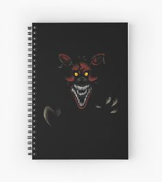 ====== Merch for Sale ====== Five Nights at Freddy's - Fnaf 4 - Nightmare Foxy by Kaiserin