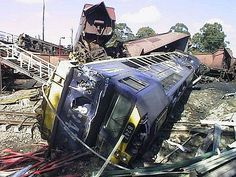 Beresfield train station was wiped out on this day in Newcastle Nsw, Wipe Out, Local History, 20th Anniversary, Train Station, Monster Trucks, World, Trains, Sydney