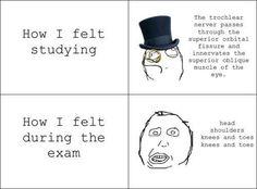 How I felt in school. && how I still feel now that I'm working....