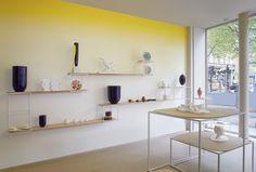 A+A Cooren Design Studio, Cité de la Céramique, galleria principale, Sèvres, 2013