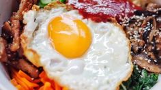 Bibimbap (Korean Rice With Mixed Vegetables) Recipe - Allrecipes.com
