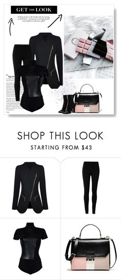 Sem título #653 by adrianabnu on Polyvore featuring moda, Space Style Concept and Max Studio