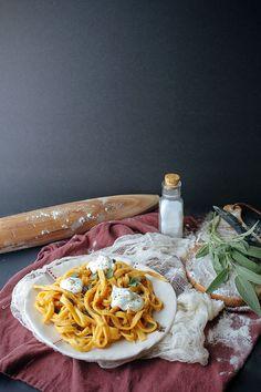 pumpkin pasta dough