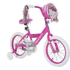 03bd5377931 16 inch Dynacraft Girl's Hello Kitty Bike, Pink Hello Kitty Bike, Bike  Prices,
