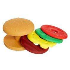 Image for Hamburger Eraser from Smiggle UK