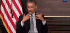 Obama Criticizes Sending Children to Private Schools