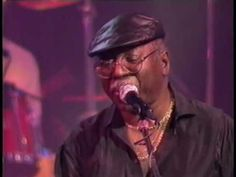 Curtis Mayfield - To be invisible - Live 1990 #10