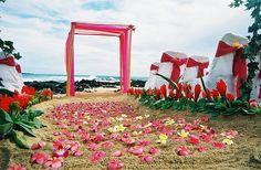 Como Decorar para una Boda en la Playa - Para Más Información Ingresa en: http://centrosdemesaparaboda.com/como-decorar-para-una-boda-en-la-playa/