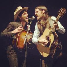 THE AVETT BROTHERS on New Years Eve
