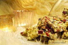 Viljattoman Vallaton: Vallaton rocky road Rocky Road, Pasta Salad, Bread, Ethnic Recipes, Food, Crab Pasta Salad, Eten, Bakeries, Meals