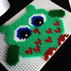 Owl hama beads by dirisi - Pattern: http://www.pinterest.com/pin/374291419004627691/