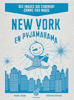 enfantsetart@blogspot.com: New York en Pyjamarama un livre animé pour jouer avec vos enfants