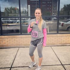 """3rd race of the year complete! 8""""37 pace. by kristanhall"""