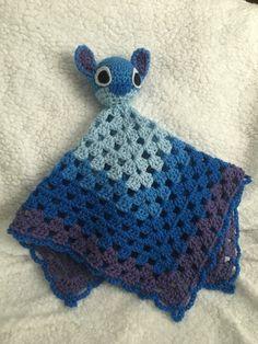 edbb90116a4b5 Disney Stitch Inspired Security Blanket Disney Stitch