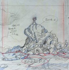 Akira Production Art - A tumblr of Akira production art and line tests. Still amazing after all these years.