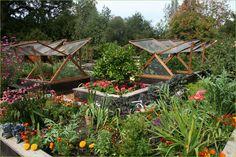 vegetable garden fence ideas (1)