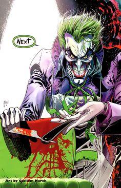 Joker •Guillem March