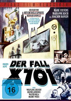 Utopischer Krimi aus den Sixties mit Hollywood-Star Mark Stevens, Marianne Koch und Joachim Hansen