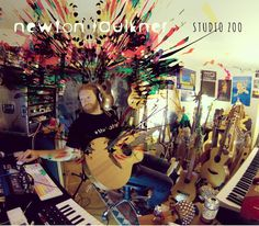 Review: Newton Faulkner - Studio Zoo [Album] - #AltSounds