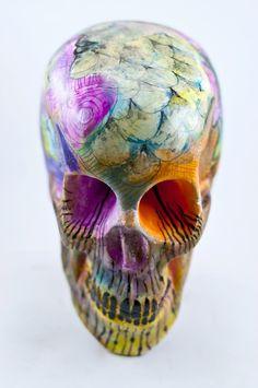 Project Skull Lamp - Photo Marcelo Bazani