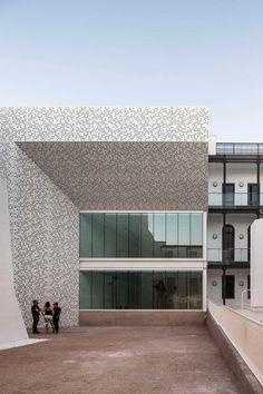 Fine Arts Museum by Estudio de Arquitectura Hago | Yellowtrace