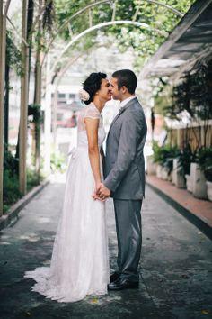 Marina e Felipe | Presente surpresa no dia do casamento
