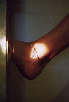 Billy Bride Aya ankle bracelets  Photo: Ryan Kenny