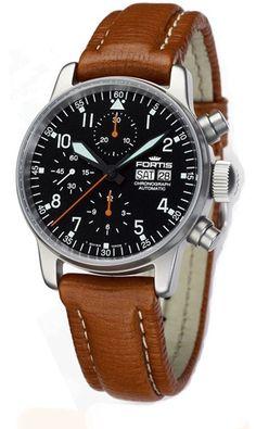 Fortis B-42 Flieger Chronograph