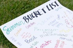 """@Ali Byer We should do a """"Vacation Bucket List"""" Things to do while you're here, just make sure 'relax' is on there ;)"""