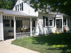 """Mfg porch awnings.  What is an """"arch above Entrance"""" mean?"""