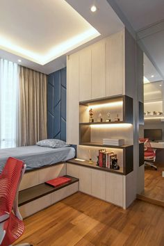 Apartment in Singapore by KNQ Associates (16)