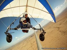 We have a great hang glider and paragliding port here in San Diego. http://www.sandiegocoastrentals - we can help you plan and book your activities. Imagine yourself gliding right over the cliffs and ocean. Book your next #sandiego #vacation in our beach rentals, click here for more information and to check availability http://www.sandiegocoastrentals