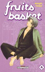 Natsuki Takaya - Fruits Basket Tome 4. Au CDI, tomes 1 à 4.