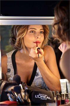 Violante make up: how to - Vogue.it