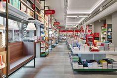Mondadori new concept store by Migliore + Servetto Architects, Italy - Retailand Retail Design