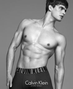 Matthew Terry by Lachlan Bailey for Calvin Klein Underwear 2014 image Matthew Terry Calvin Klein Underwear