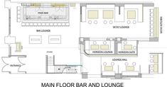 Floor Plan With Labels Office Design Pinterest