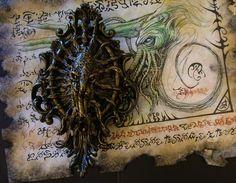 Rlyeh Talisman by MrZarono.deviantart.com on @deviantART