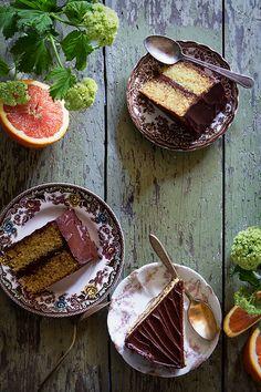 Chocolate Orange Cake_Bakers Royale