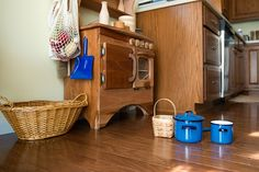 ourquietplace blog - play kitchen