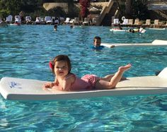 """Thank you for sharing your favorite #pelicanhill #memory with us, Megan! """"Hayden (16 months) enjoying her relaxing 'staycation' at Pelican Hill."""""""
