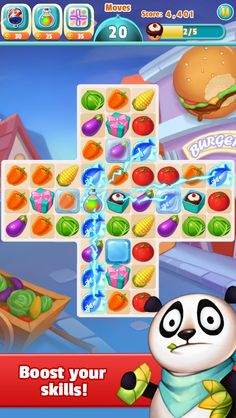 App Shopper: Yes Chef! Game Icon, Game 3, Farm Games, Games To Play, Game Effect, Match 3 Games, Game Ui Design, Game Assets, Mobile Game
