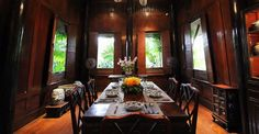 Jim Thompson house , Bangkok, Thailand