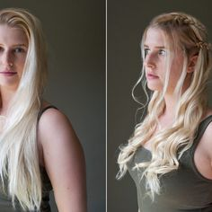 Channel Your Inner Daenerys Targaryen with this Braid Tutorial