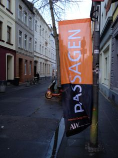 Spent a day in Ehrenfeld Design District of Cologne.  Passagen  is Germany's biggest design event!