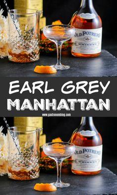 Earl Grey Manhattan