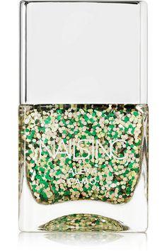 love this idea: camo nail polish