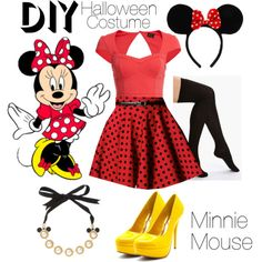 Minnie costume idea 2