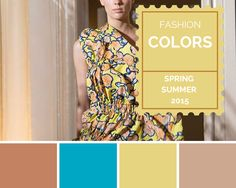 Summer Fashion Colors | Fashion colors spring summer 2015